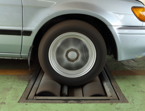 Preparing your vehicle for the NCT